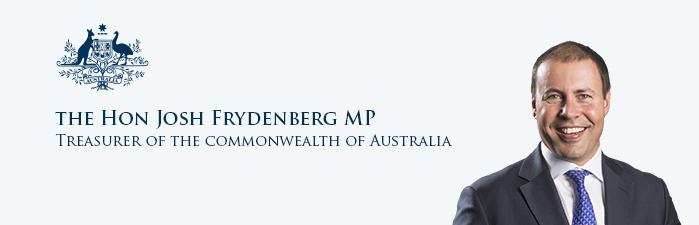 Treasurer Josh Frydenberg